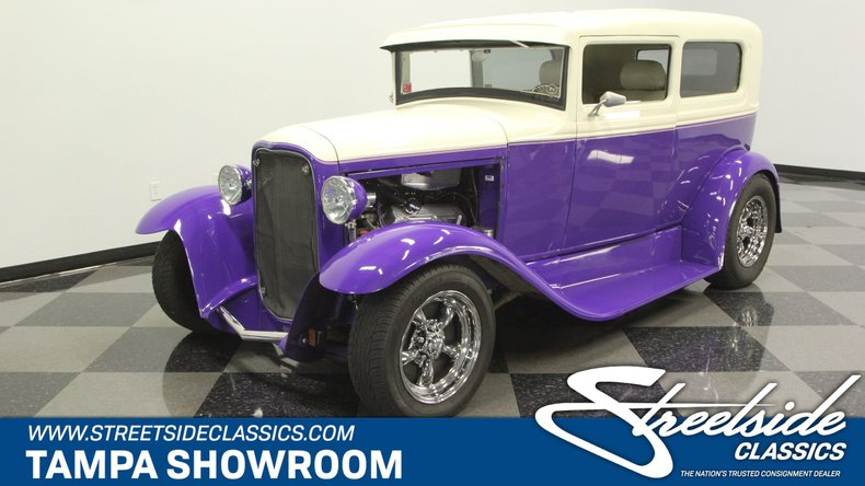 1930 Ford Sedan For Sale