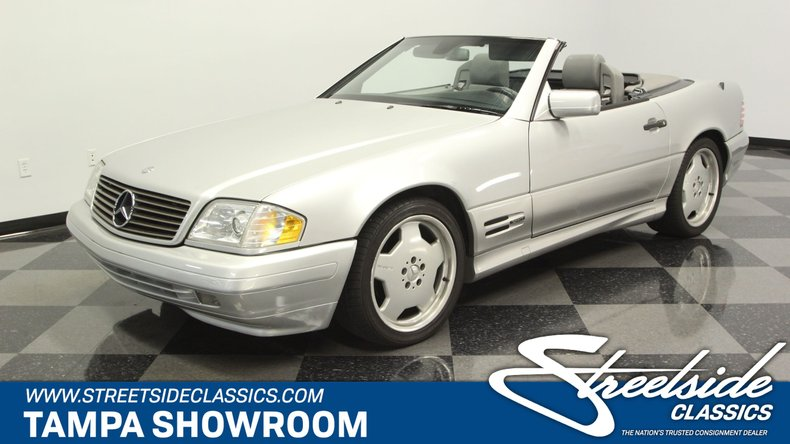 For Sale: 1997 Mercedes-Benz SL500
