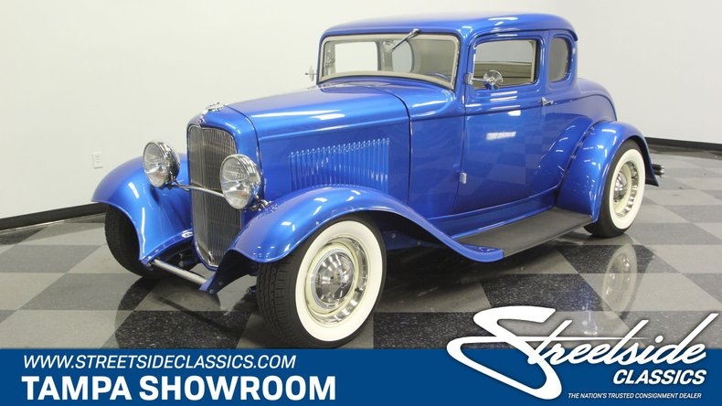 1932 Ford 5-Window For Sale