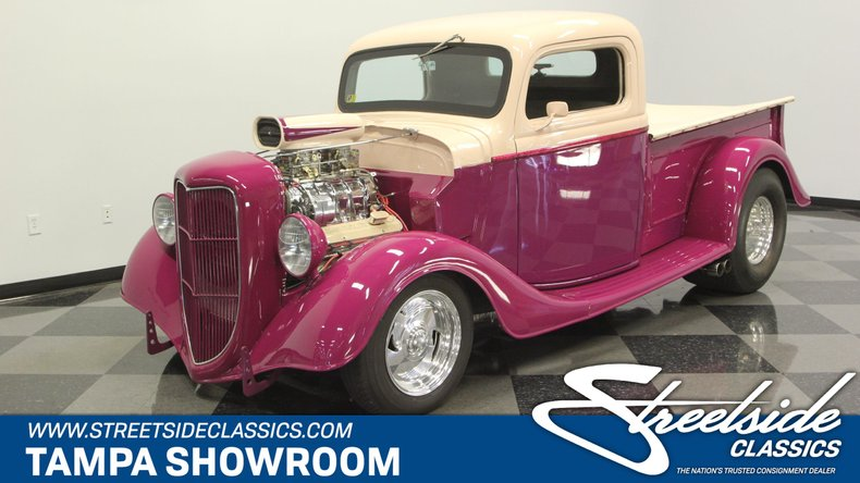 For Sale: 1936 Ford 1/2 Ton Pickup
