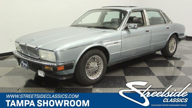 1990 Jaguar XJ6 For Sale