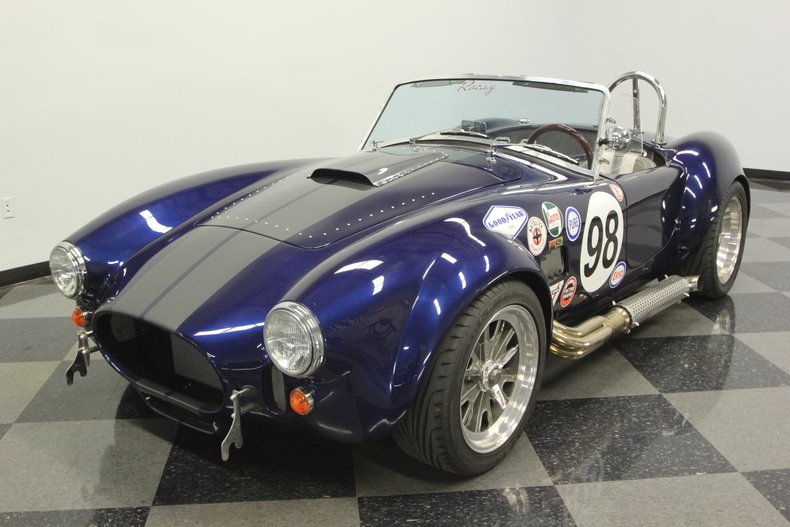 1965 Shelby Cobra Backdraft Racing For Sale