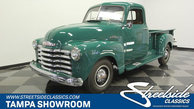 For Sale: 1953 Chevrolet 3600
