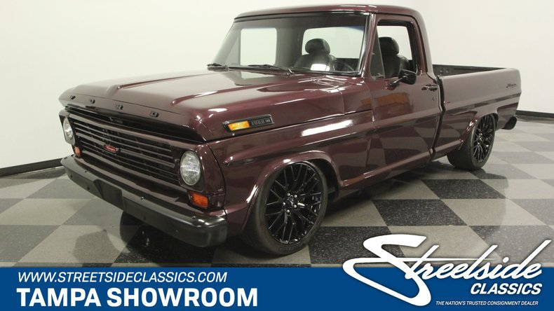 1969 Ford F-100   Streetside Classics - The Nation's Trusted