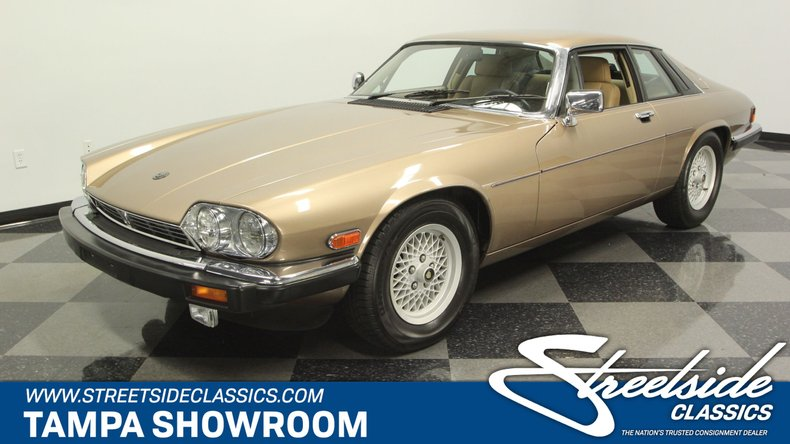 For Sale: 1989 Jaguar XJS