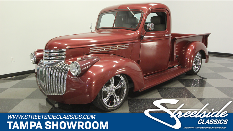 For Sale: 1946 Chevrolet 3100