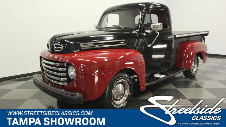 1949 Ford F-1 For Sale
