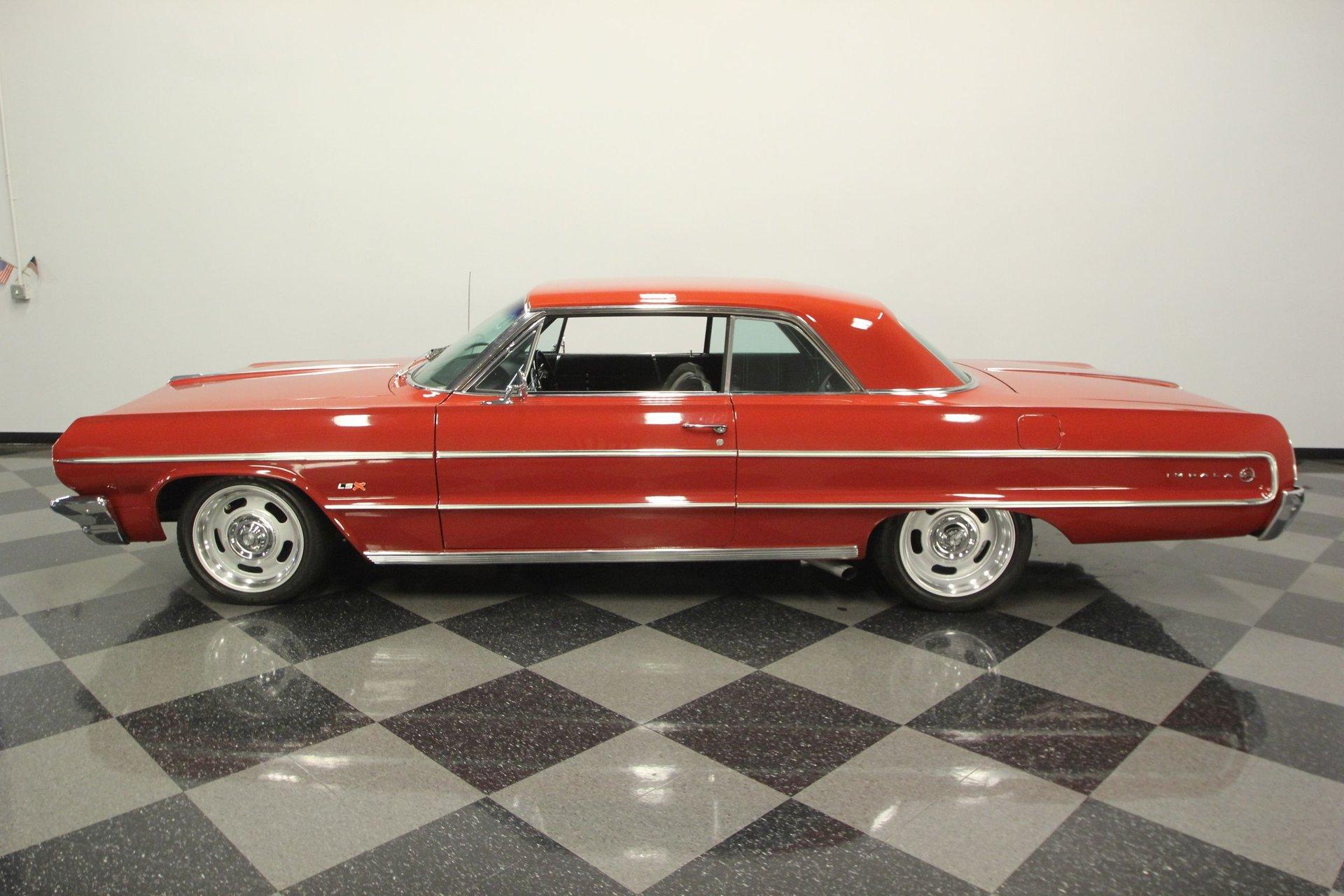 1964 chevrolet impala restomod lsx