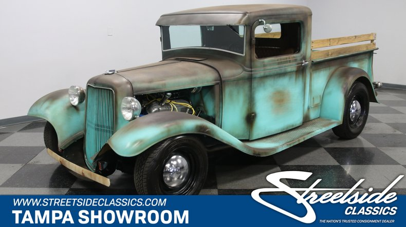 For Sale: 1934 Ford Pickup