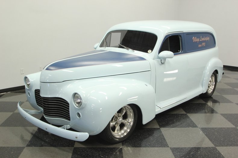 1941 Chevrolet Sedan Delivery for sale #166794 | Motorious
