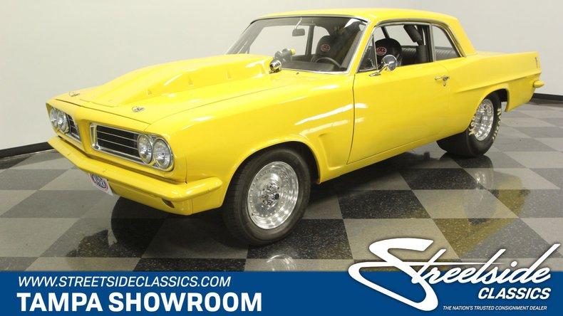For Sale: 1963 Pontiac Tempest