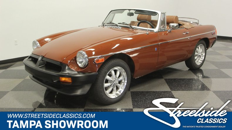 1978 MG MGB For Sale
