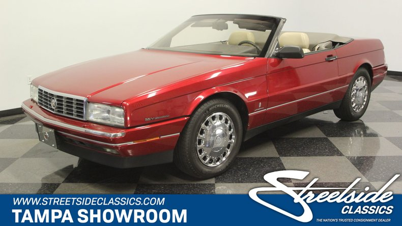 1993 Cadillac Allante For Sale