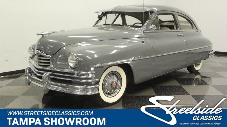 1949 Packard Eight Club Sedan | Streetside Classics - The