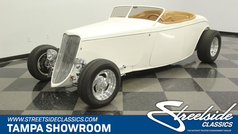 For Sale: 1933 Ford Highboy