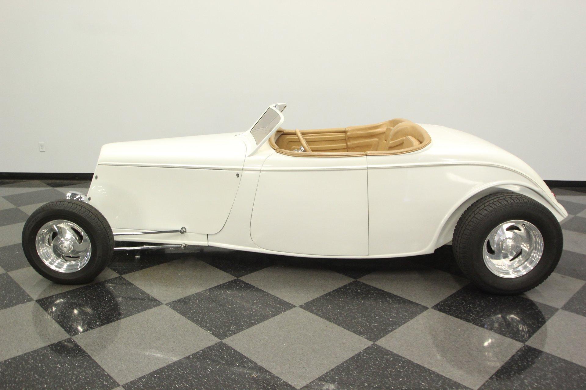 1933 ford highboy roadster