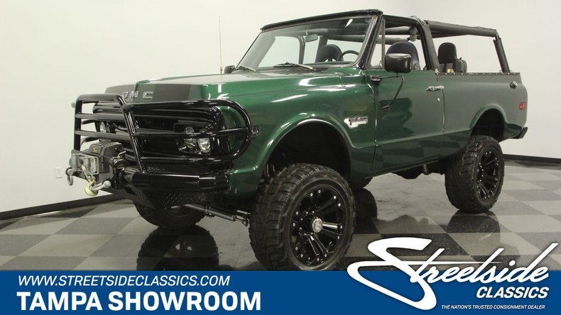 For Sale: 1970 GMC Jimmy 4x4