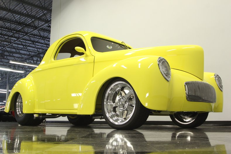 1941 Willys Coupe 35
