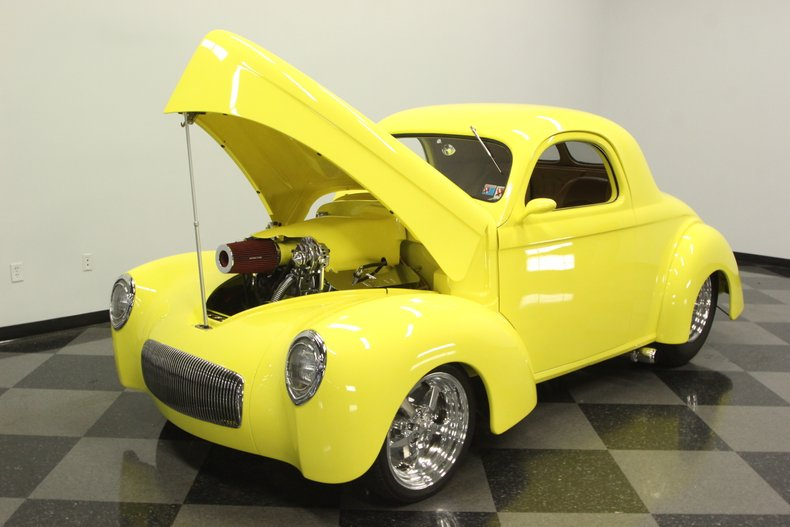 1941 Willys Coupe 36