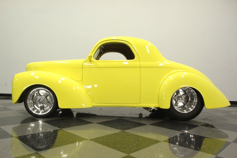 1941 Willys Coupe 24