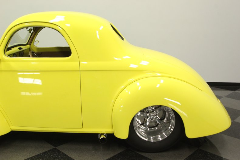 1941 Willys Coupe 26