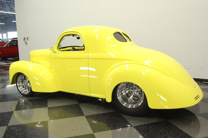 1941 Willys Coupe 8