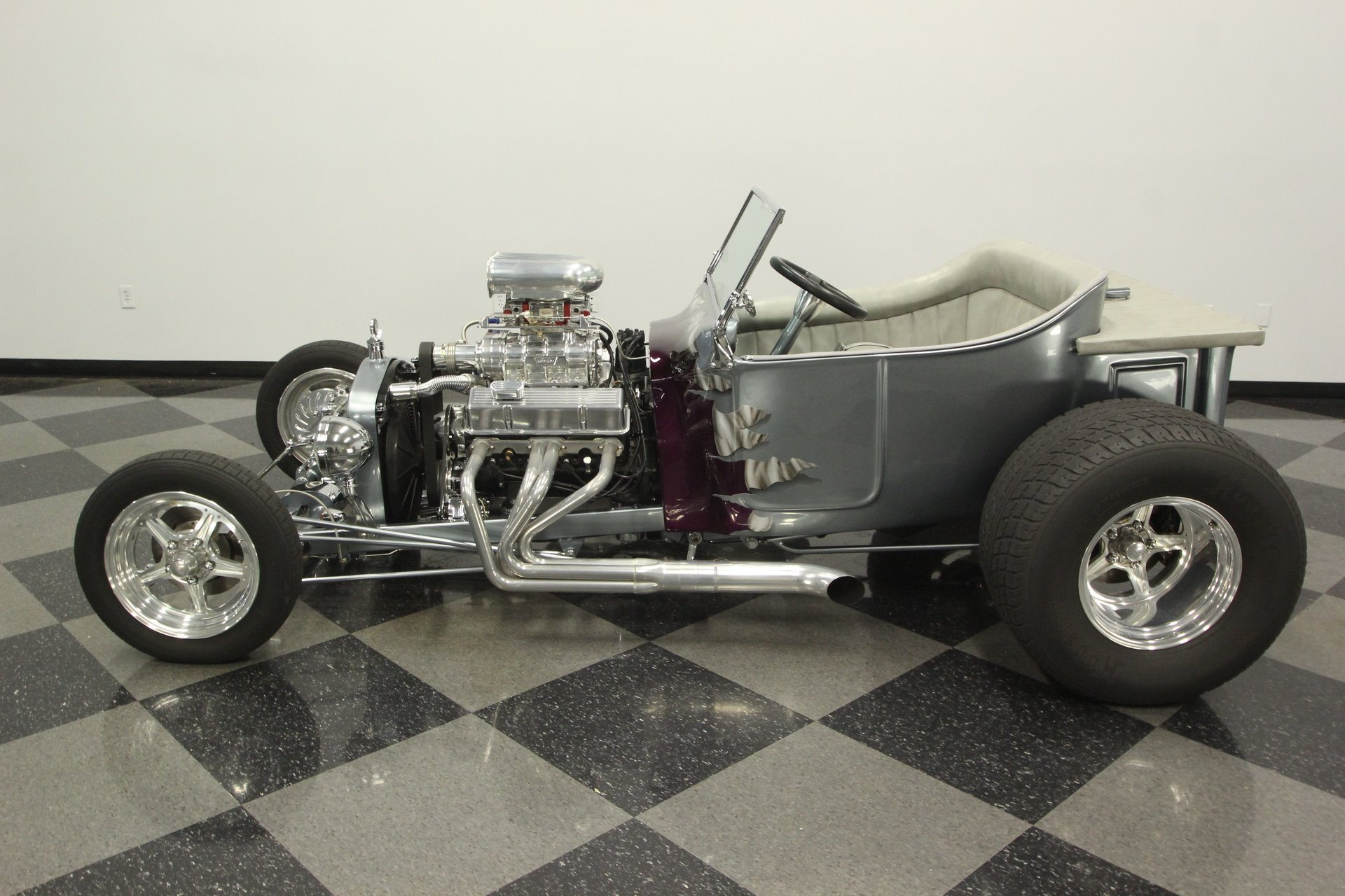 1923 ford t bucket supercharged