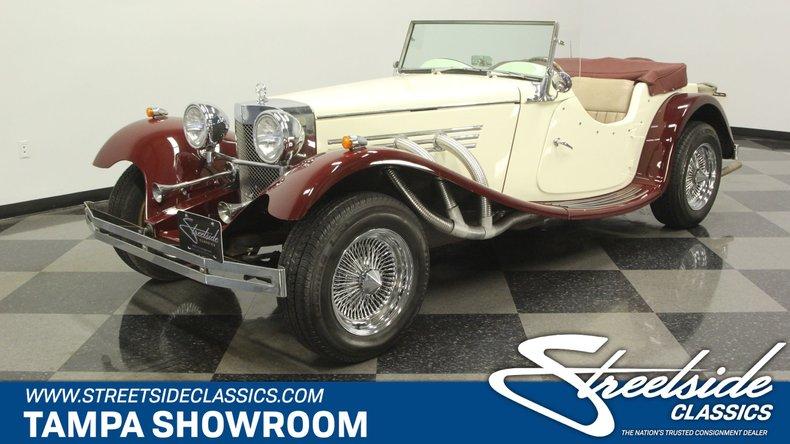 1929 Mercedes-Benz Gazelle For Sale