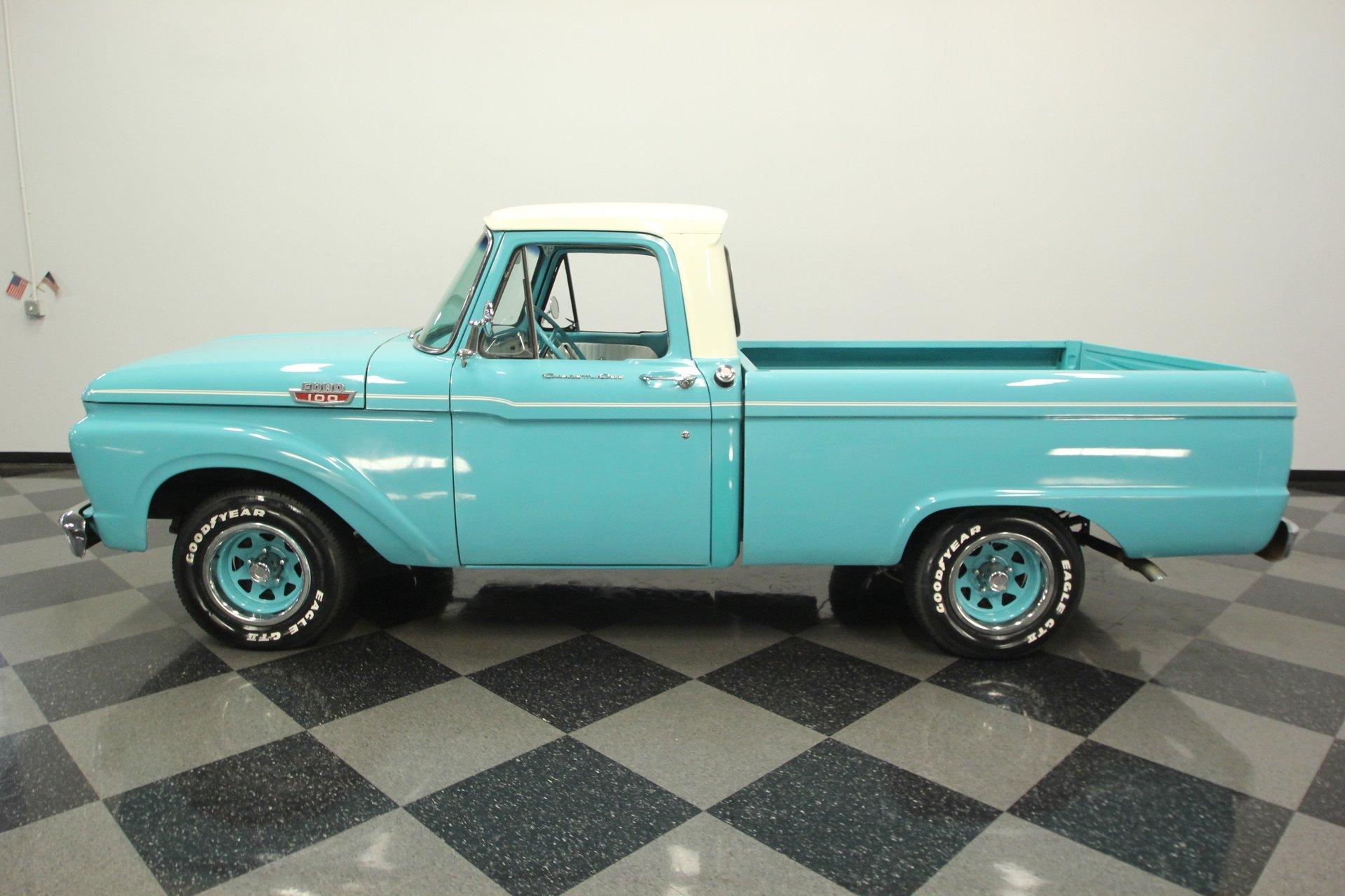 1964 ford f 100 custom cab