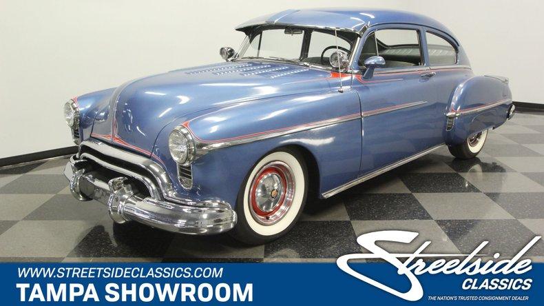 For Sale: 1950 Oldsmobile Futuramic 88
