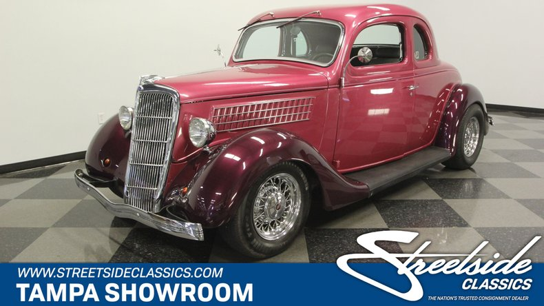 For Sale: 1935 Ford 5-Window