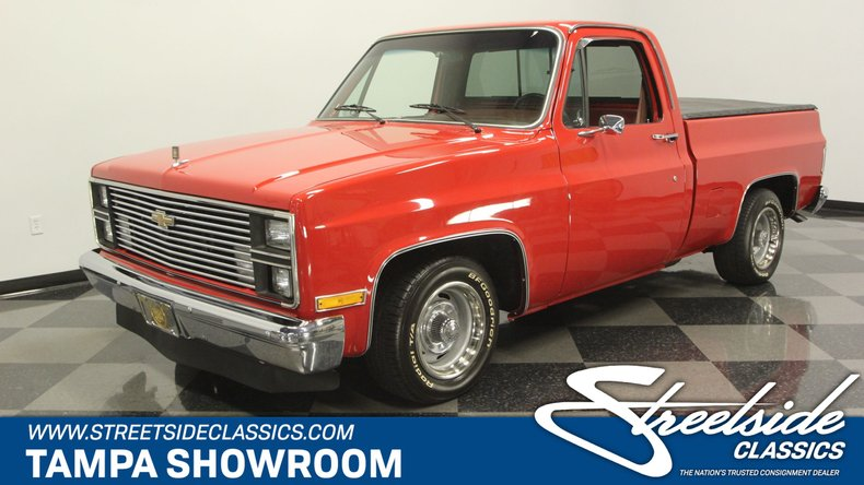 For Sale: 1984 Chevrolet C10