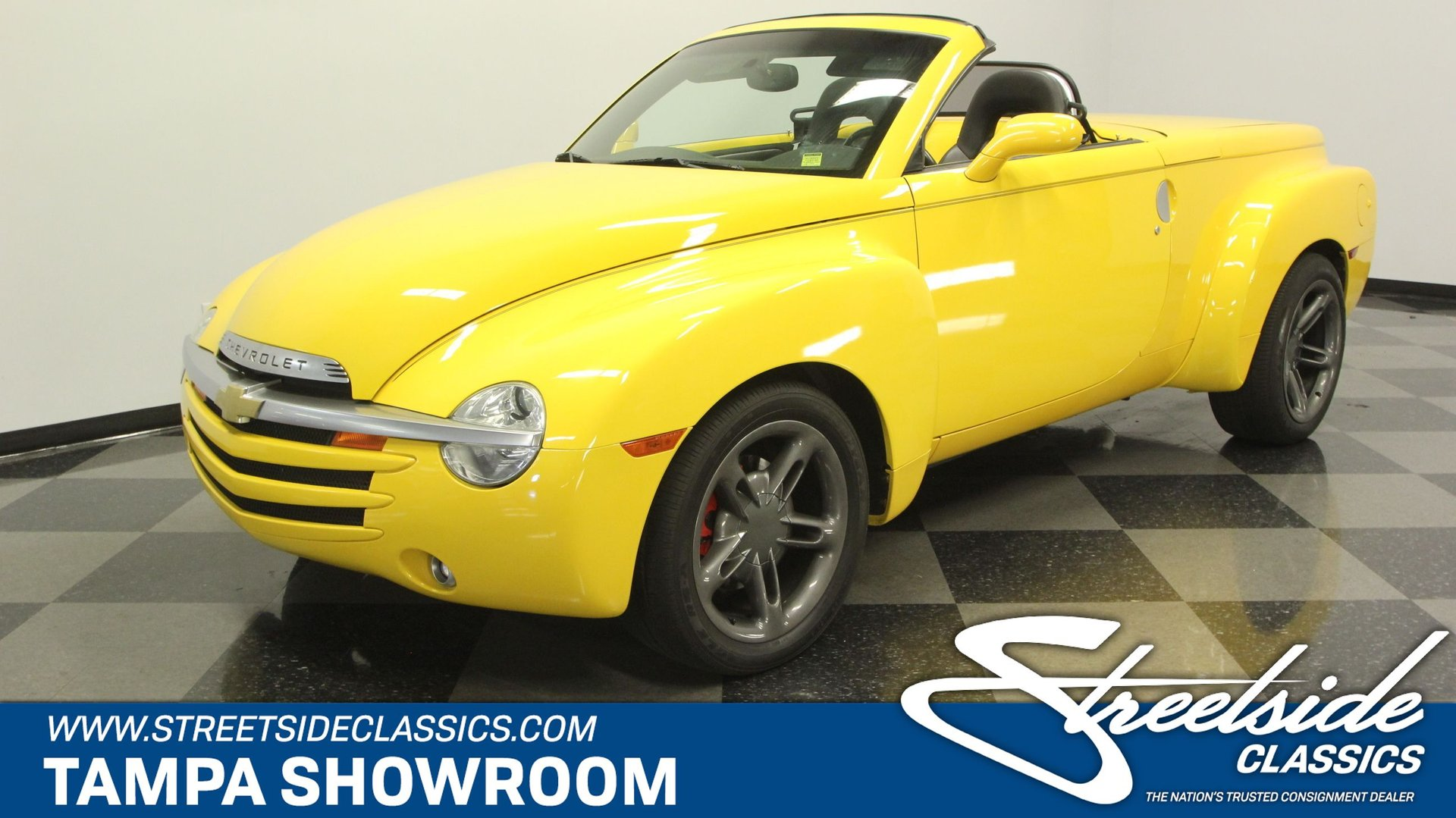 2005 Chevrolet Ssr 6 Speed For Sale 170583 Motorious