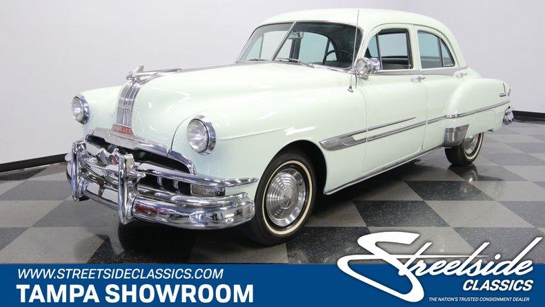 For Sale: 1952 Pontiac Chieftain
