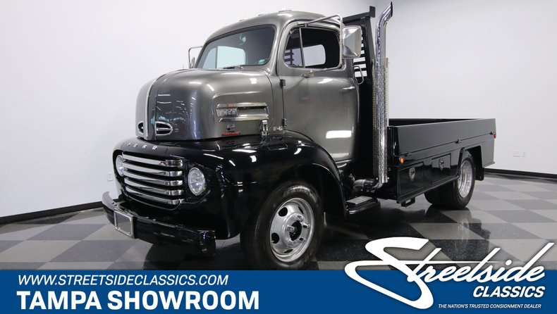 For Sale: 1949 Ford F-6