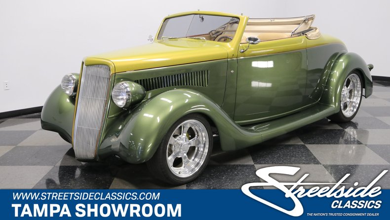 For Sale: 1935 Ford Cabriolet