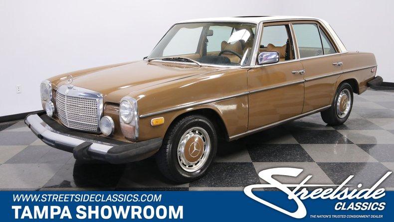 1976 Mercedes-Benz 240D For Sale