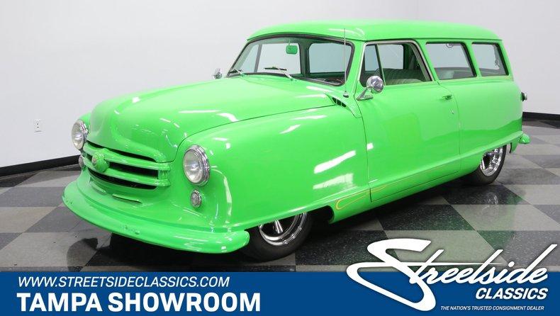 1951 Nash Rambler For Sale