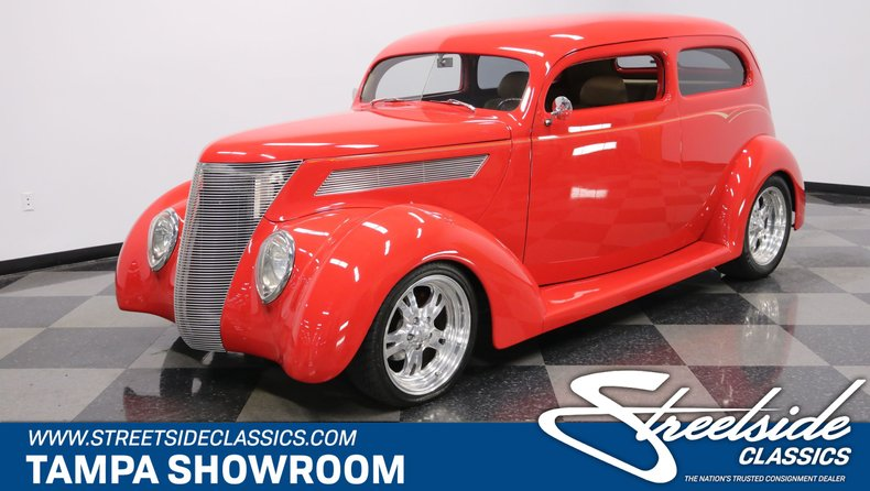 For Sale: 1937 Ford Slantback