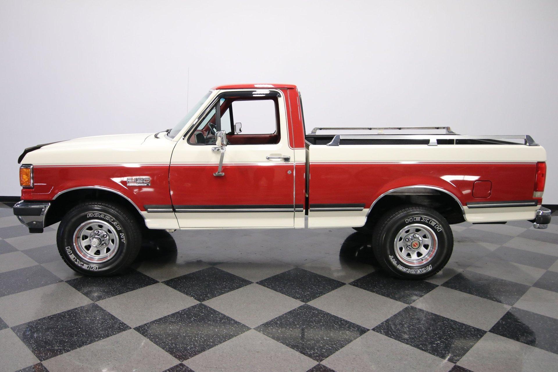 1990 ford f 150 xlt lariat 4x4