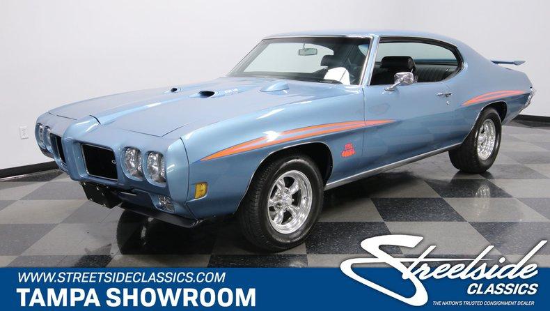 For Sale: 1970 Pontiac GTO