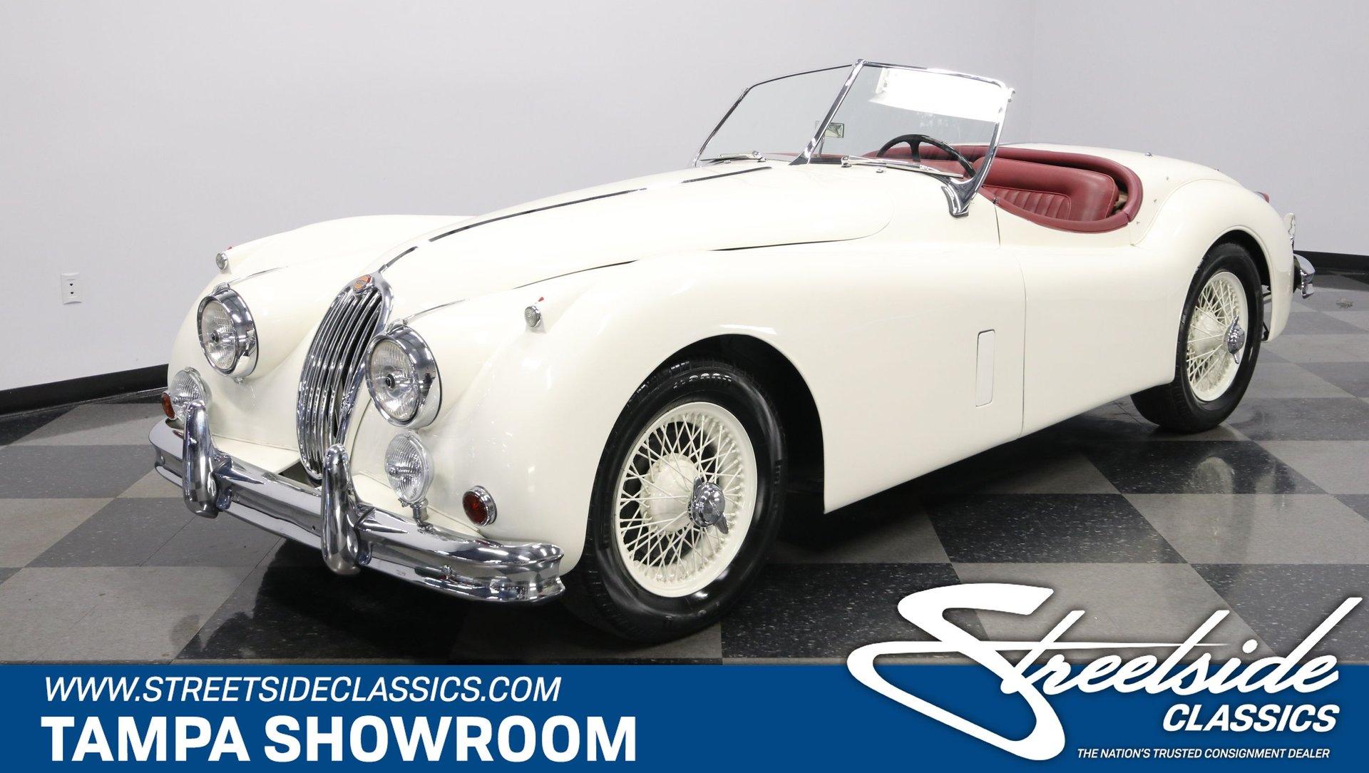 1956 jaguar xk140 roadster mc