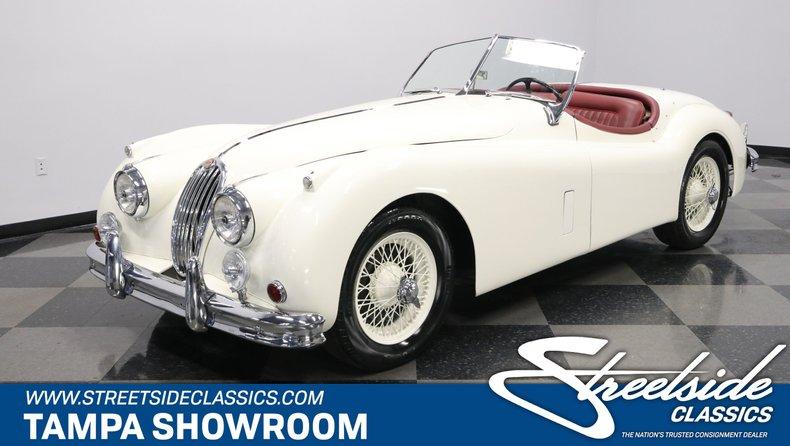 For Sale: 1956 Jaguar XK140