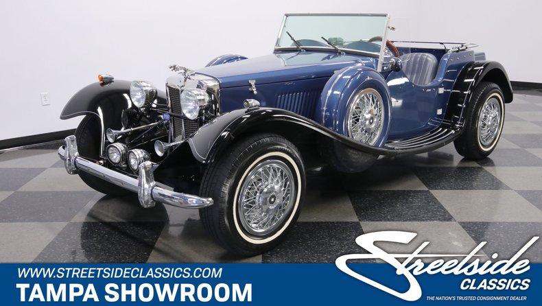 For Sale: 1939 Jaguar SS100