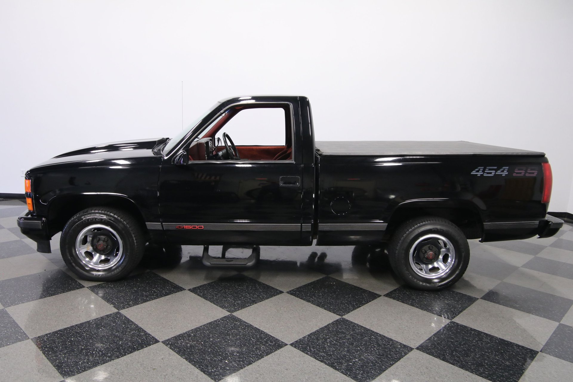 1990 chevrolet c k 1500 ss 454
