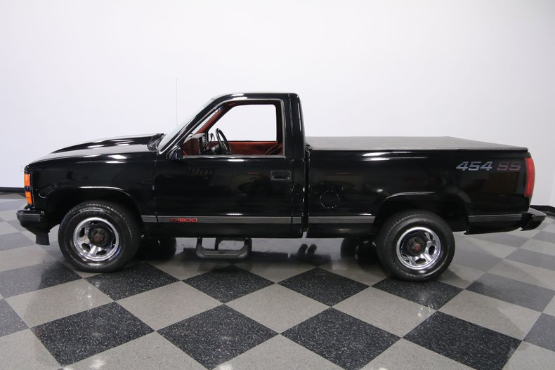 1990 Chevrolet C1500 454 SS for sale #177069 | Motorious