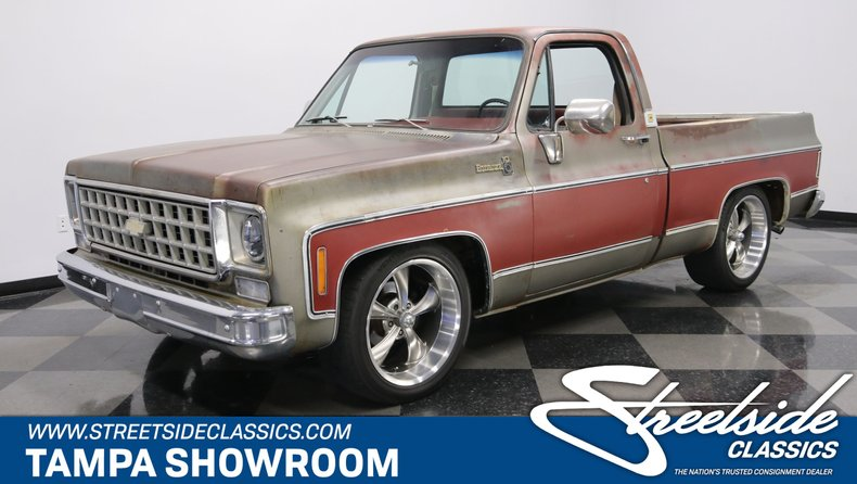 For Sale: 1976 Chevrolet C10