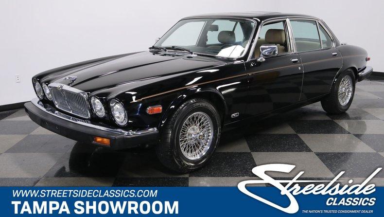 For Sale: 1985 Jaguar XJ6