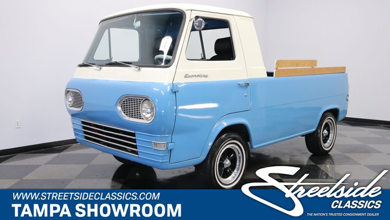 For Sale: 1961 Ford Econoline