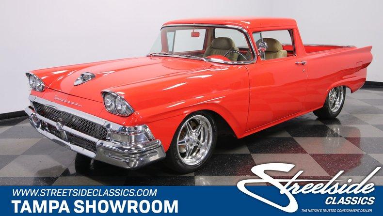 1958 Ford Ranchero 1